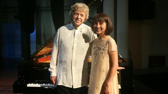 Perpaduan Musik Klasik Indonesia Di Konser Pianis International Pascal 2