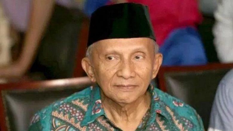 Perbedaan Sikap Amien Rais Sesudah Dan Sebelum Prabowo Bertemu Dengan Jokowi 2