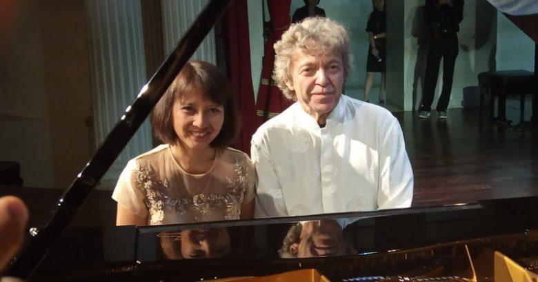 Perpaduan Musik Klasik Indonesia Di Konser Pianis International Pascal 3