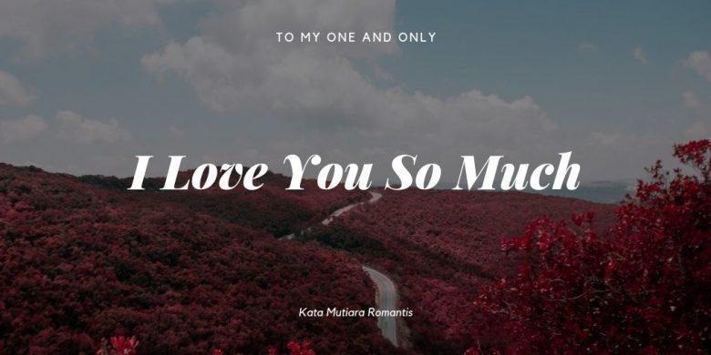 Kata Mutiara Romantis 1