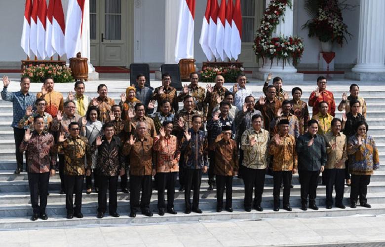 AHY dan Demokrat Tak Masuk Kabinet Jokowi