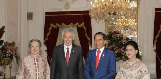 Jokowi Ingin Palapa Ring Sambungkan UMKM ke Pasar Dunia