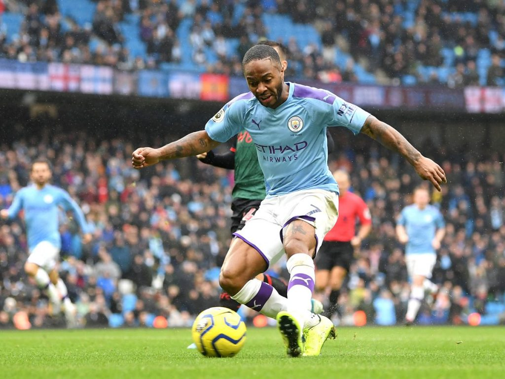 Man City Vs Aston Villa The Citizens Menang 3 0 2