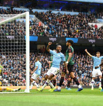 Man City Vs Aston Villa The Citizens Menang 3 0