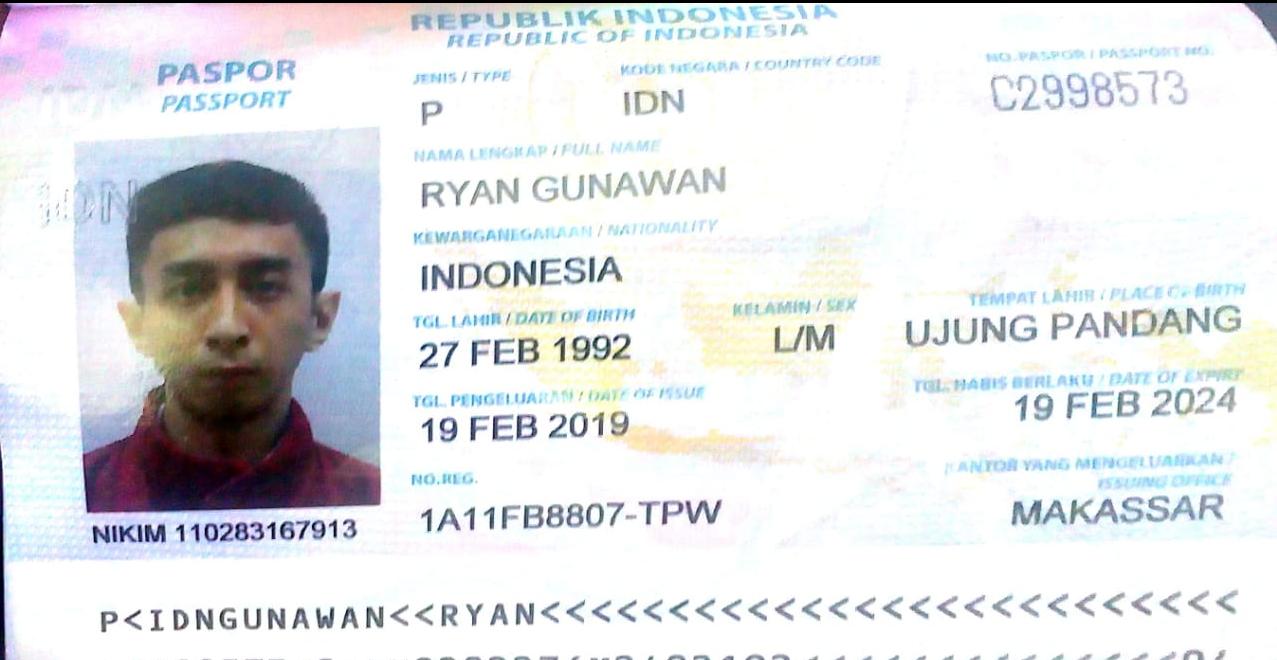 Photo of Dicari Dan Mohon Kerja Sama Teman-Teman Seperjuangan | Ryan Gunawan | Nanda Defrian