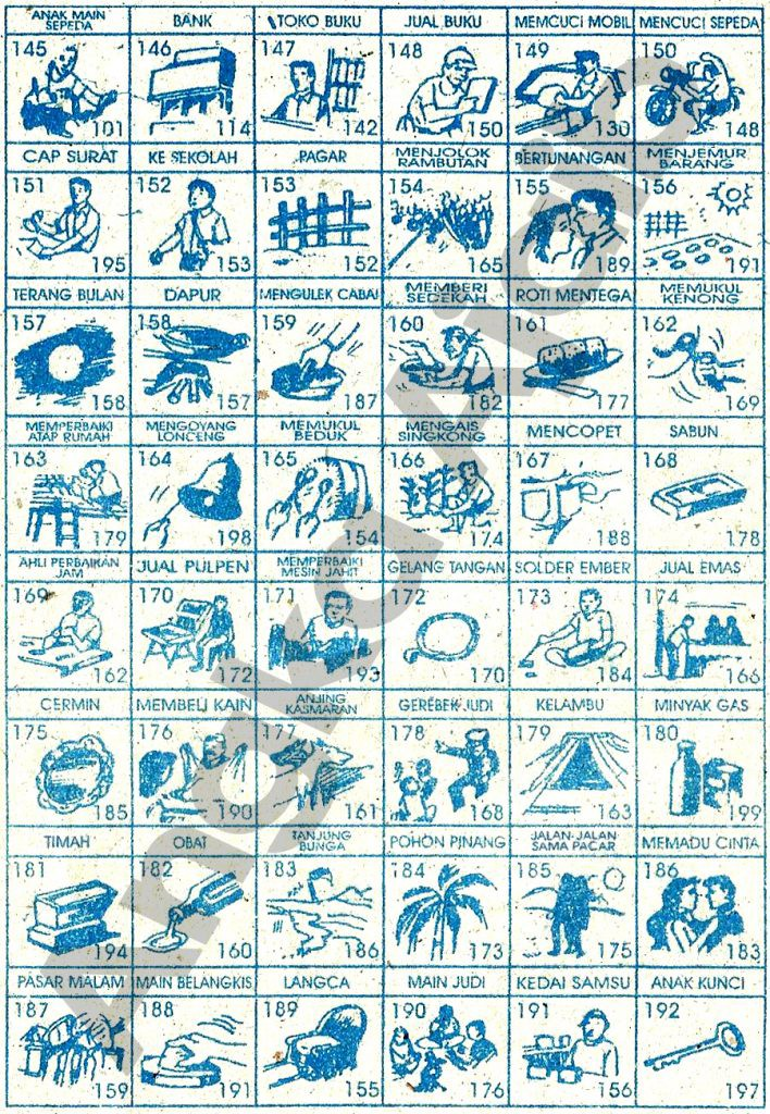 Buku Mimpi 3d Ikan Paling Jelas 8