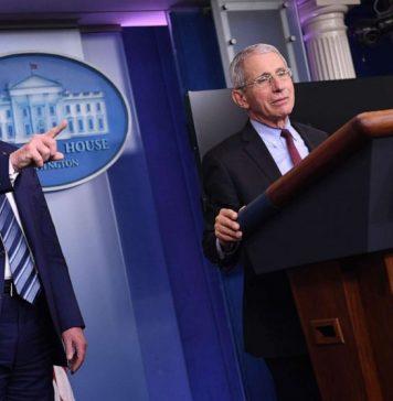 Trump, pejabat tinggi lainnya belum mengenakan topeng di depan umum meskipun mengumumkan pedoman CDC
