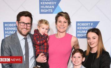 Tubuh pulih dalam pencarian kano keluarga Kennedy