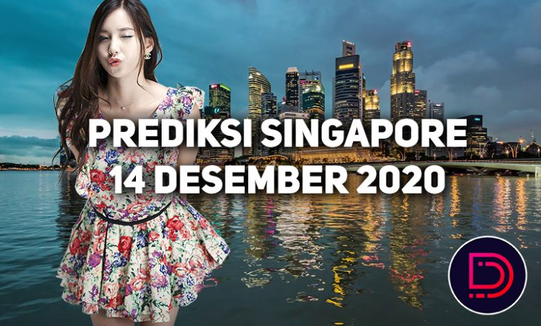 Prediksi Togel Singapore 14 Desember 2020 1
