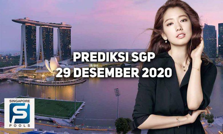 Prediksi Togel Singapore 29 Desember 2020 1