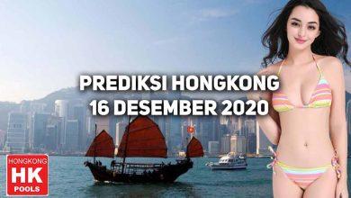 Photo of Prediksi Togel Hongkong 16 Desember 2020