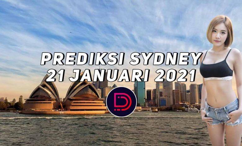 Prediksi Togel Sydney 21 Januari 2021 1