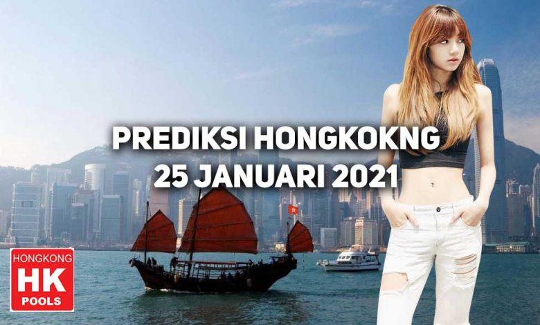 Prediksi Togel Hongkong 25 Januari 2021 1