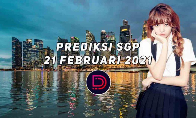 Prediksi Togel Singapore 21 Februari 2021 1