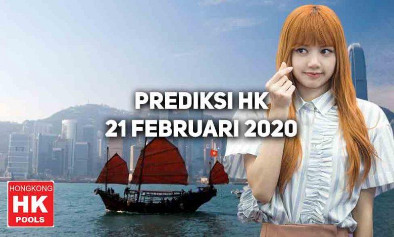 Prediksi Togel Hongkong 21 Februari 2021 1